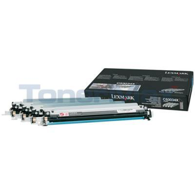 LEXMARK C534DN PHOTOCONDUCTOR CMYK